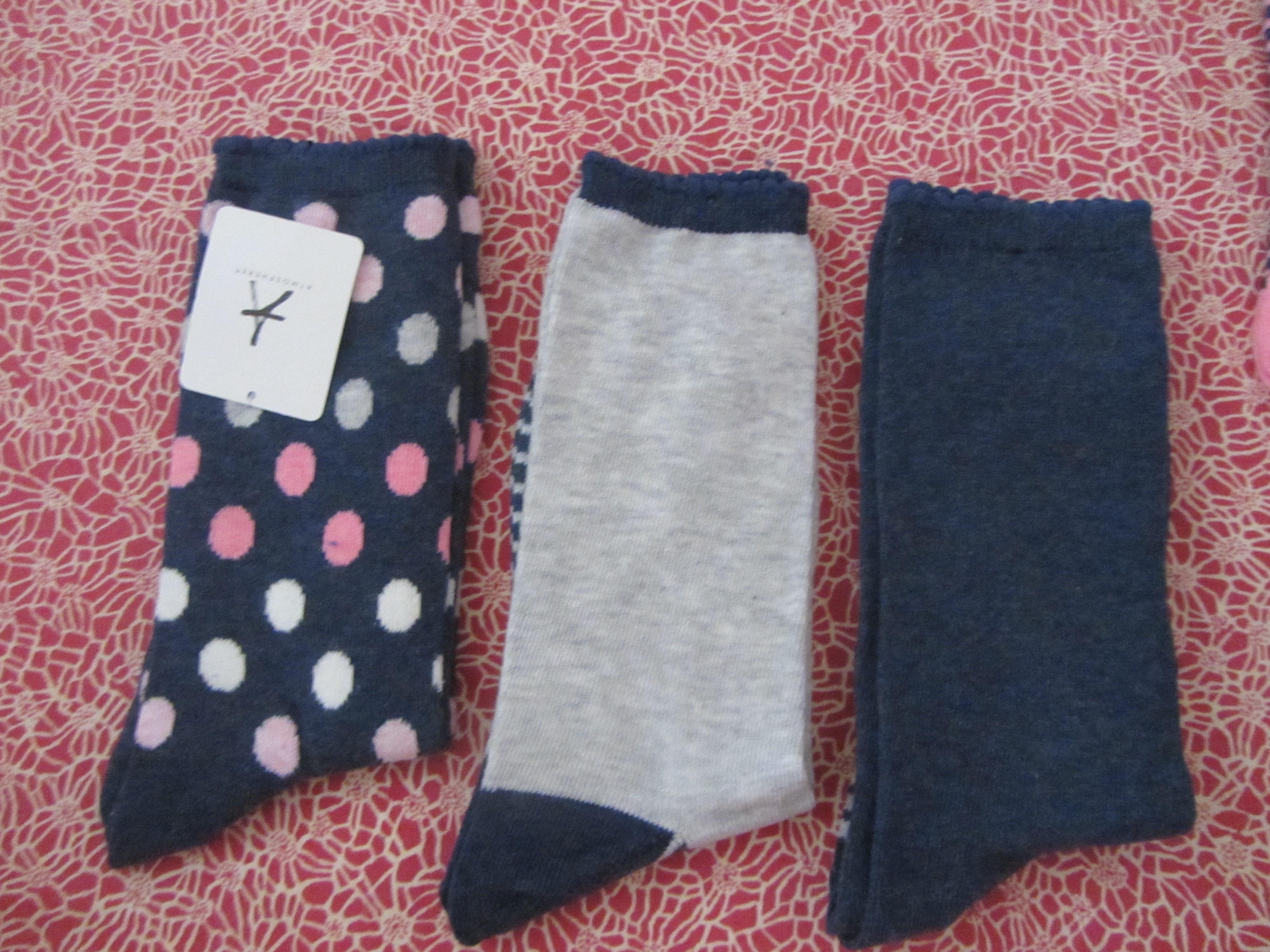 sélection premium 89173 03972 Mes chaussettes achetées à Primark à Edinburgh (Ecosse ...