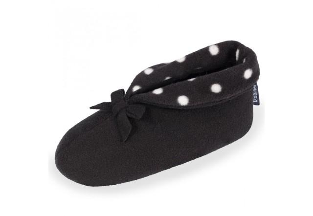 chaussons-bottillons-femme-isotoner-67165-noir-1